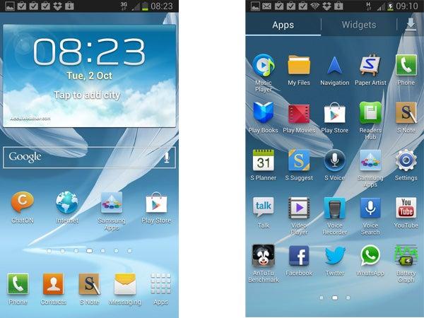 Samsung Galaxy Note 2 12