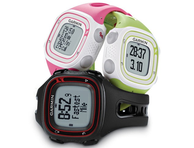 Garmin Forerunner 10 >> Garmin Forerunner 10 Simplest Gps Watch Yet Trusted Reviews