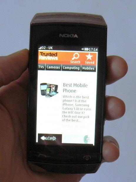 Nokia Asha 306 – Specs, camera and verdict Review | Trusted
