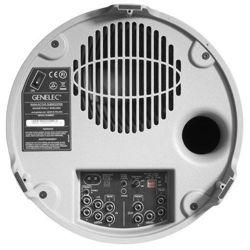 Genelec 6010A Active Multimedia Monitors 5