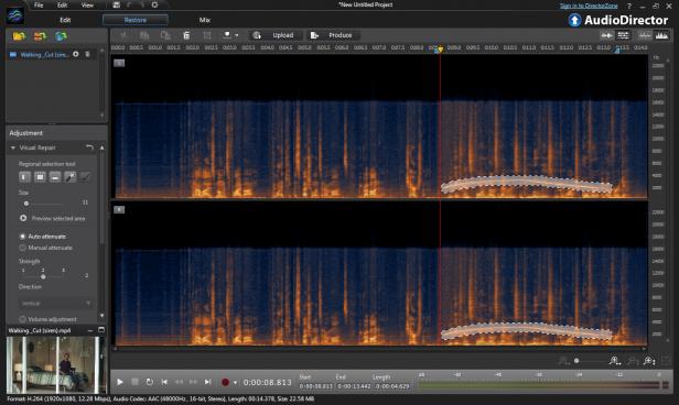 CyberLink AudioDirector