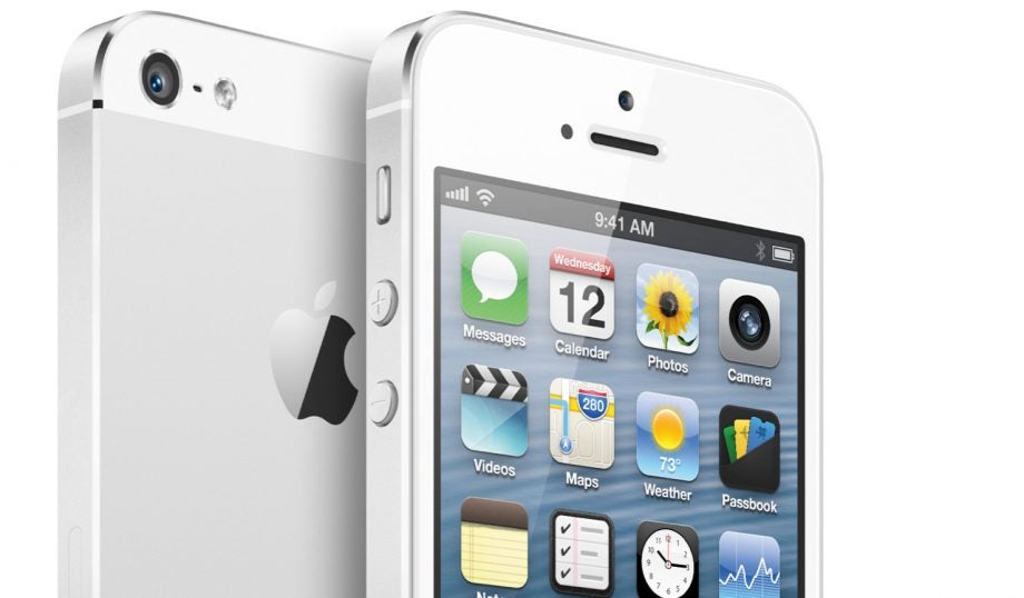 Apple iPhone 5 Official Picture