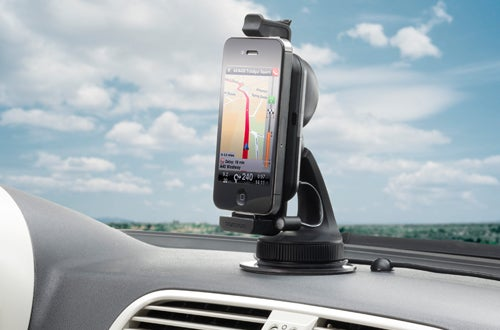 TomTom Hands-free Car Kit for iPhone Review | Trusted Reviews