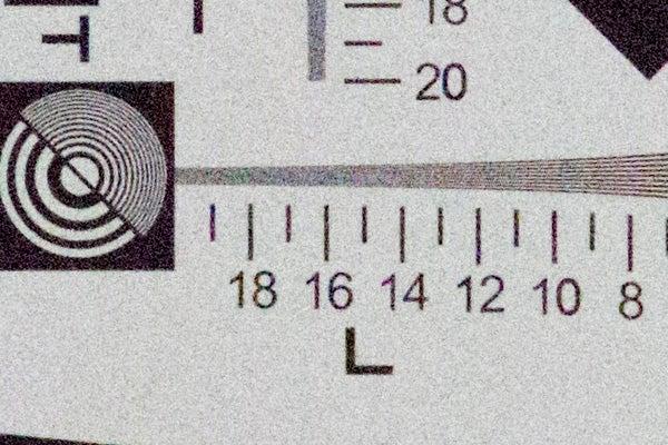 Caon EOS-1D X ISO 102400