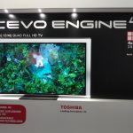 Toshiba 84in 4K TV