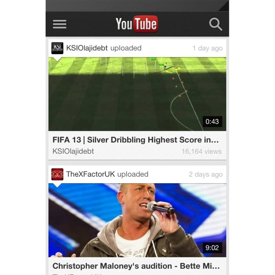 YouTube Official App
