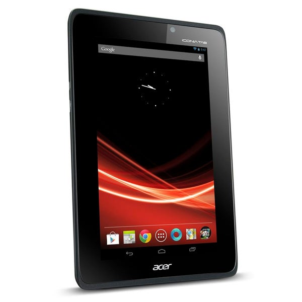 Acer Iconia Tab A110 launched