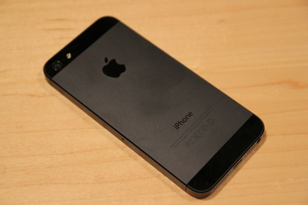 Iphone 5 review trusted reviews pick the iphone 5 up and its noticeably thinner and lighter than the iphone 4s despite packing in a larger 4 inch screen specifically the iphone 5 is 20 reheart Gallery