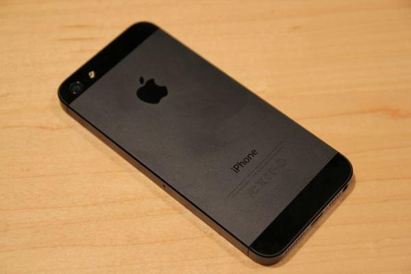 Black Iphone 5s