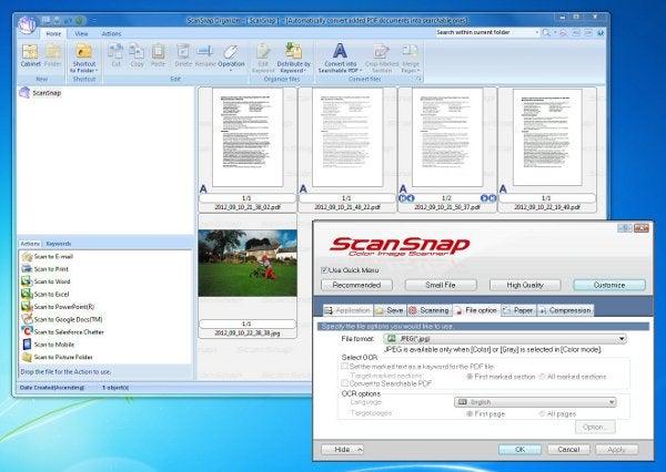 Snapscan Software
