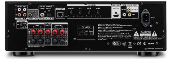 denon avr 1713 review trusted reviews rh trustedreviews com Denon Pra 1000 Pre Amp Denon Service Manuals