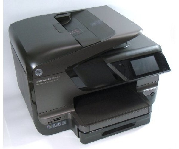 HP Officejet Pro 8600 Plus Review | Trusted Reviews