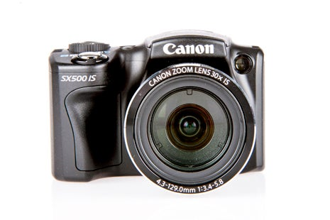 Canon PowerShot SX500 IS  3