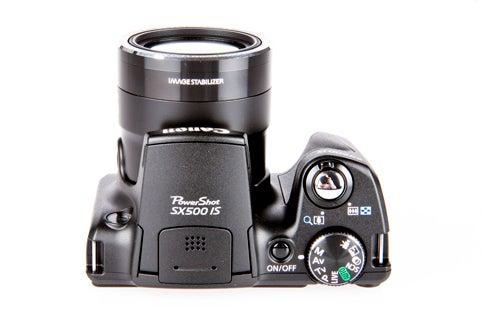 Canon PowerShot SX500 IS 5