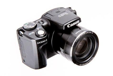 Canon PowerShot SX500 IS 7
