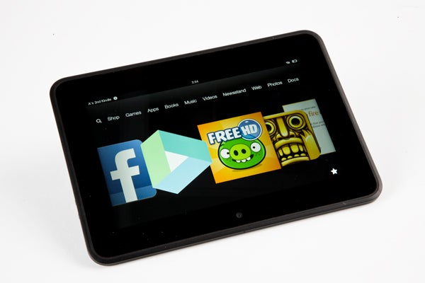 Amazon Kindle Fire HD Review   Trusted Reviews