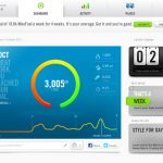 Nike+ FuelBand Software