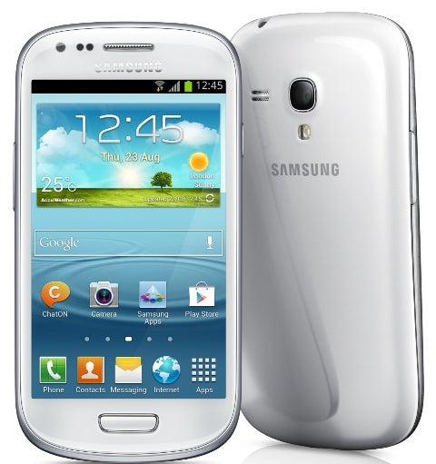 samsung galaxy s3 mini release date and price confirmed trusted reviews. Black Bedroom Furniture Sets. Home Design Ideas