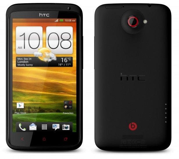 HTC One X 3