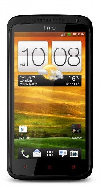 HTC One X 8
