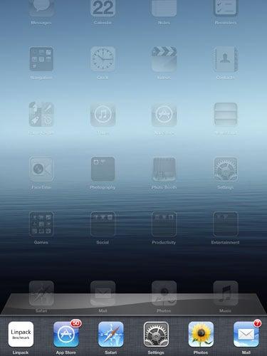 iPad 4 multitasking
