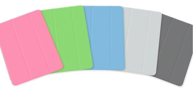 Smart Cover Reviews >> Ipad Mini Official Smart Cover Case Announced Trusted Reviews