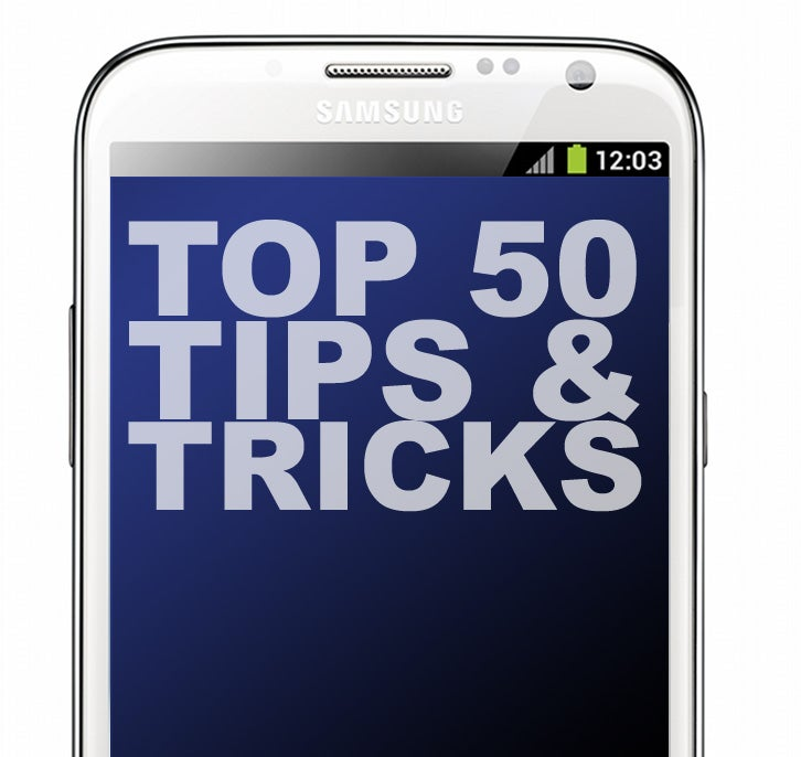 50 Samsung Galaxy Note 2 tips and tricks | Trusted Reviews