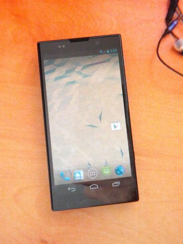 Sony Nexus X 1