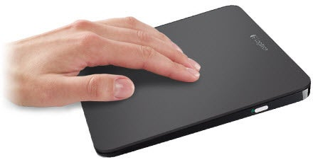 cafc6908ee1 Logitech Wireless Rechargeable Touchpad T650 Review | Trusted Reviews