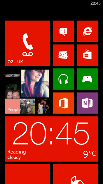Windows Phone 8 14