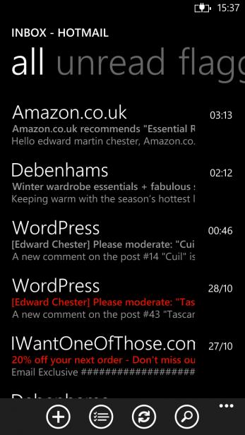 Windows Phone 8 5
