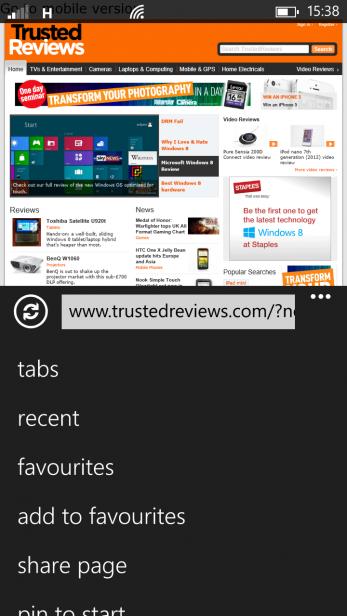 Windows Phone 8 9