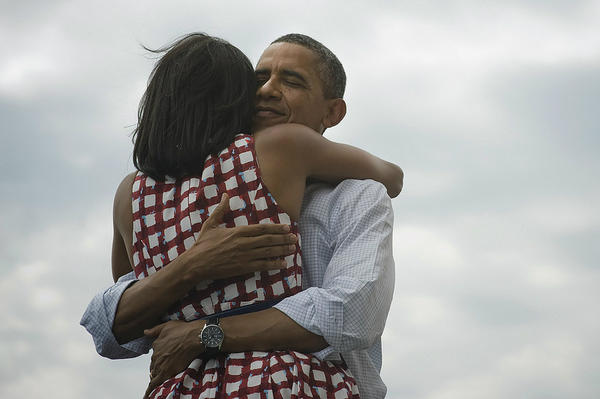 Barack Obama - four more years