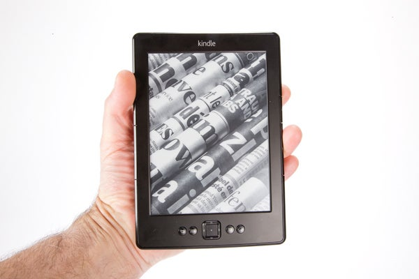 Kindle Vs Sony Reader: Amazon Kindle 2012 Review