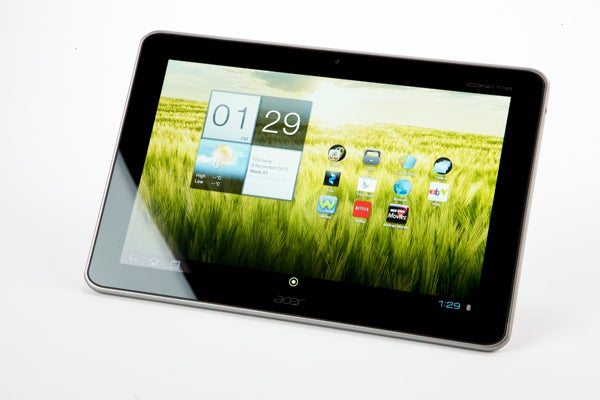 acer iconia tab a210 screen and interface review trusted reviews rh trustedreviews com Acer Iconia Tab A210 Restarting acer iconia a210 tablet user manual