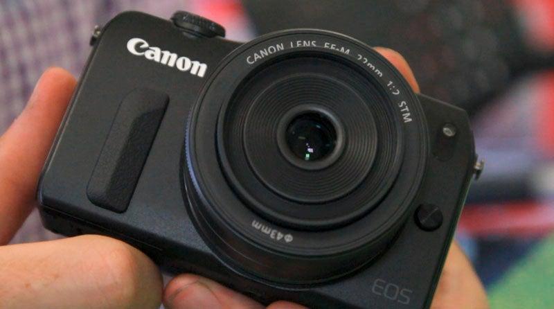 Canon EOS M 7