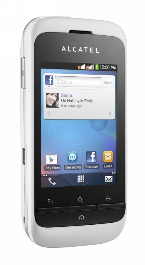 Alcatel One Touch 903 Review | Trusted Reviews