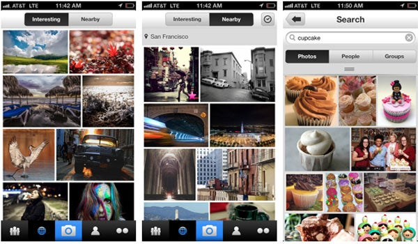 New Flickr iPhone app launched with Instagram style filters