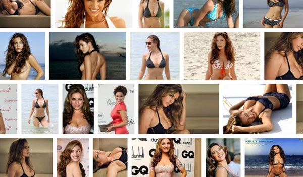 Google Image Search - Kelly Brook