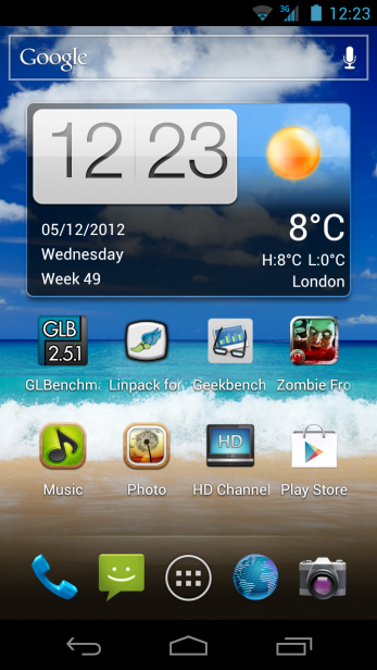 Acer CloudMobile S500 5