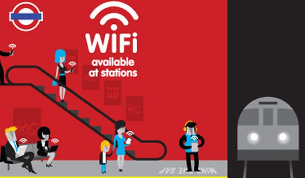 Virgin Media Underground Wi-Fi