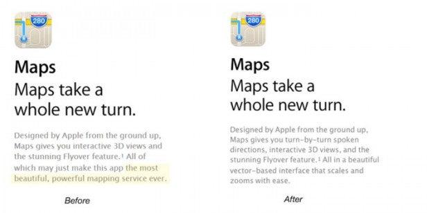 maps switch