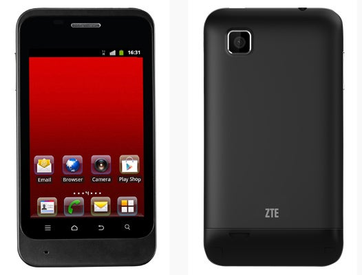 ZTE Kis Review | Trusted Reviews