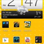 HTC One SV 1