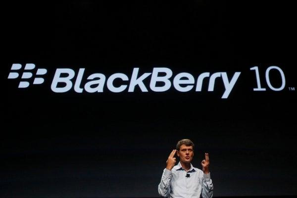 BalckBerry 10 OS