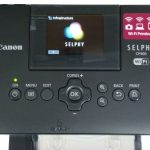 Canon SELPHY CP900 - Controls