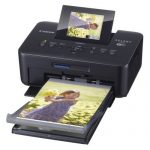 Canon SELPHY CP900 - Printing
