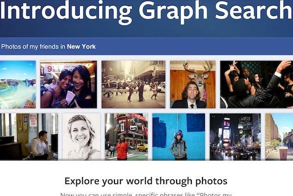 FB graph search