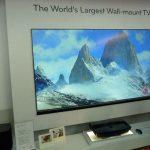 LG Hecto 100in Laser TV Projector