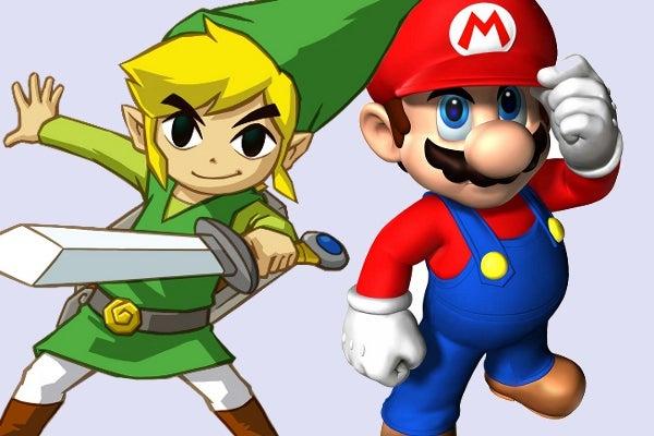 Nintendo Wii U to get Mario and Zelda titles